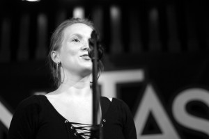 Hollie McNish. Photo by Kim Leng Hills.