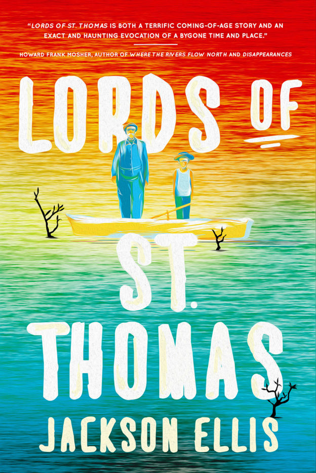 Lords of St  Thomas   Green Writers Press